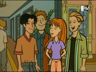 Daria Season 1 Episode 2